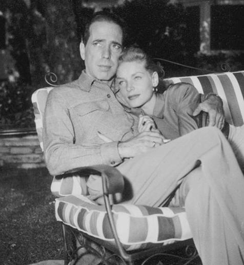 Bogie Bacall