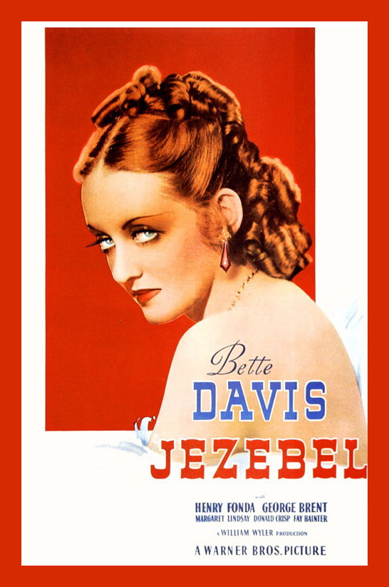 Jezebel film poster