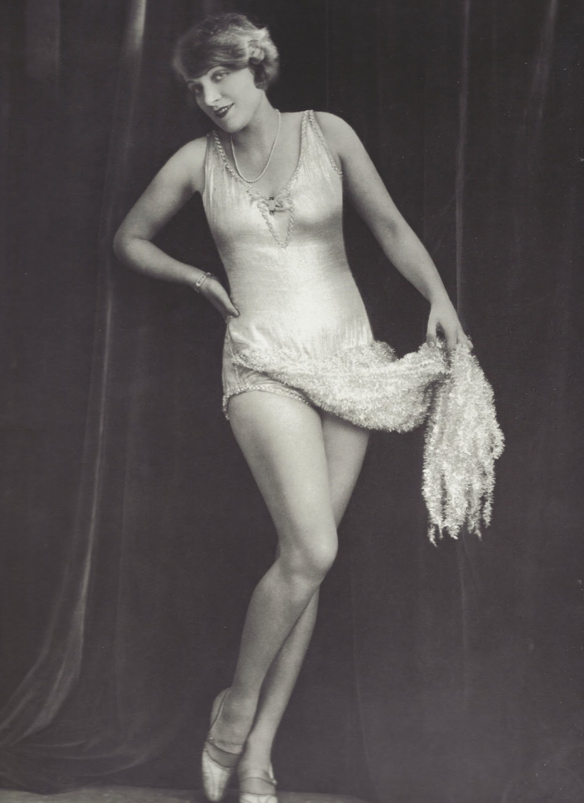 Marlene in the late 20s