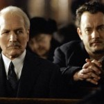 Paul and Tom hanks in Road to perdition