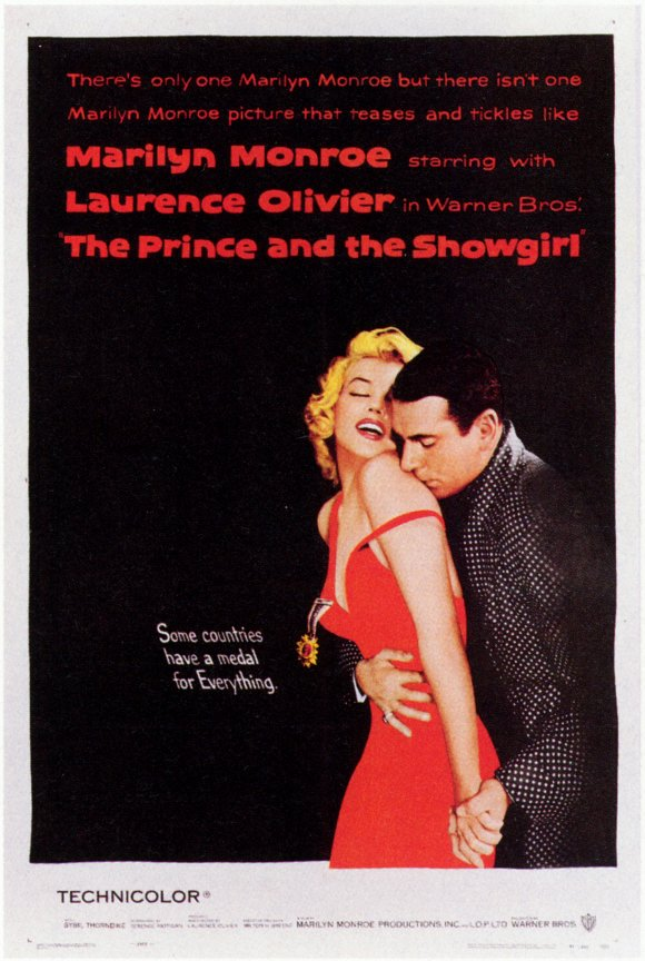 The Prince and the Showprince poster