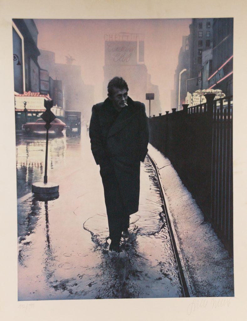James Dean Boulevard of broken dreams