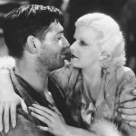 Jean and Clark gable in Red Dust