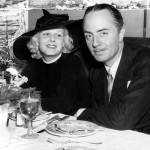 Jean and William Powell out to dinner