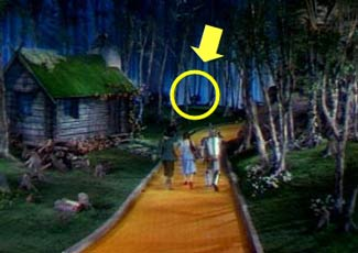 Myth wizard of oz