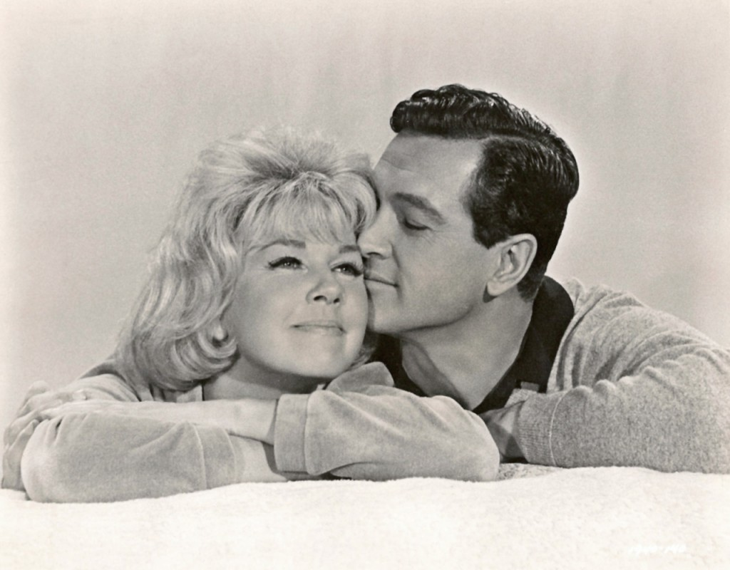 Doris Day and Rock Hudson