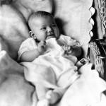 Doris Day as a baby