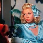 Doris in her first film Romance on the High Seas