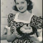 Lucille Ball in her twenties