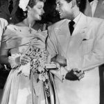 Lucy and Desi getting married for the Catholic Church