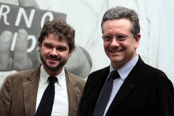 Luca Dotti and Sean Ferrer