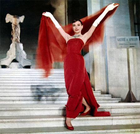 Audrey Hepburn in ff
