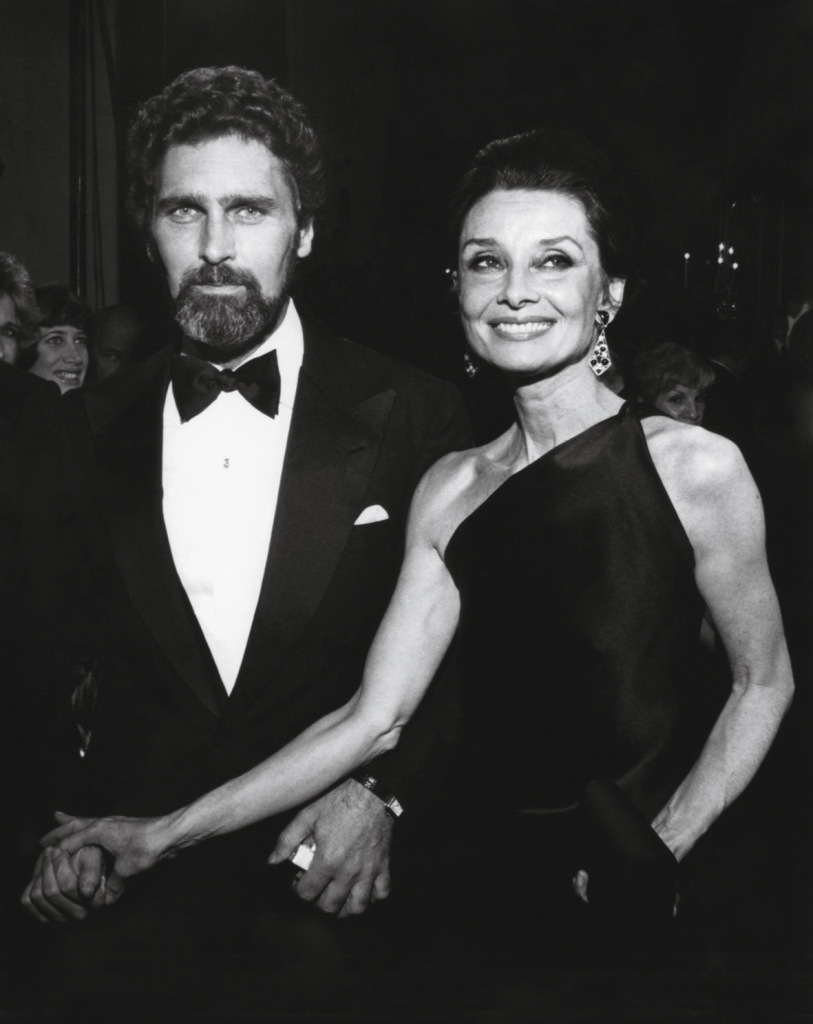 Audrey and Robert Wolders