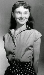 Audrey teenager