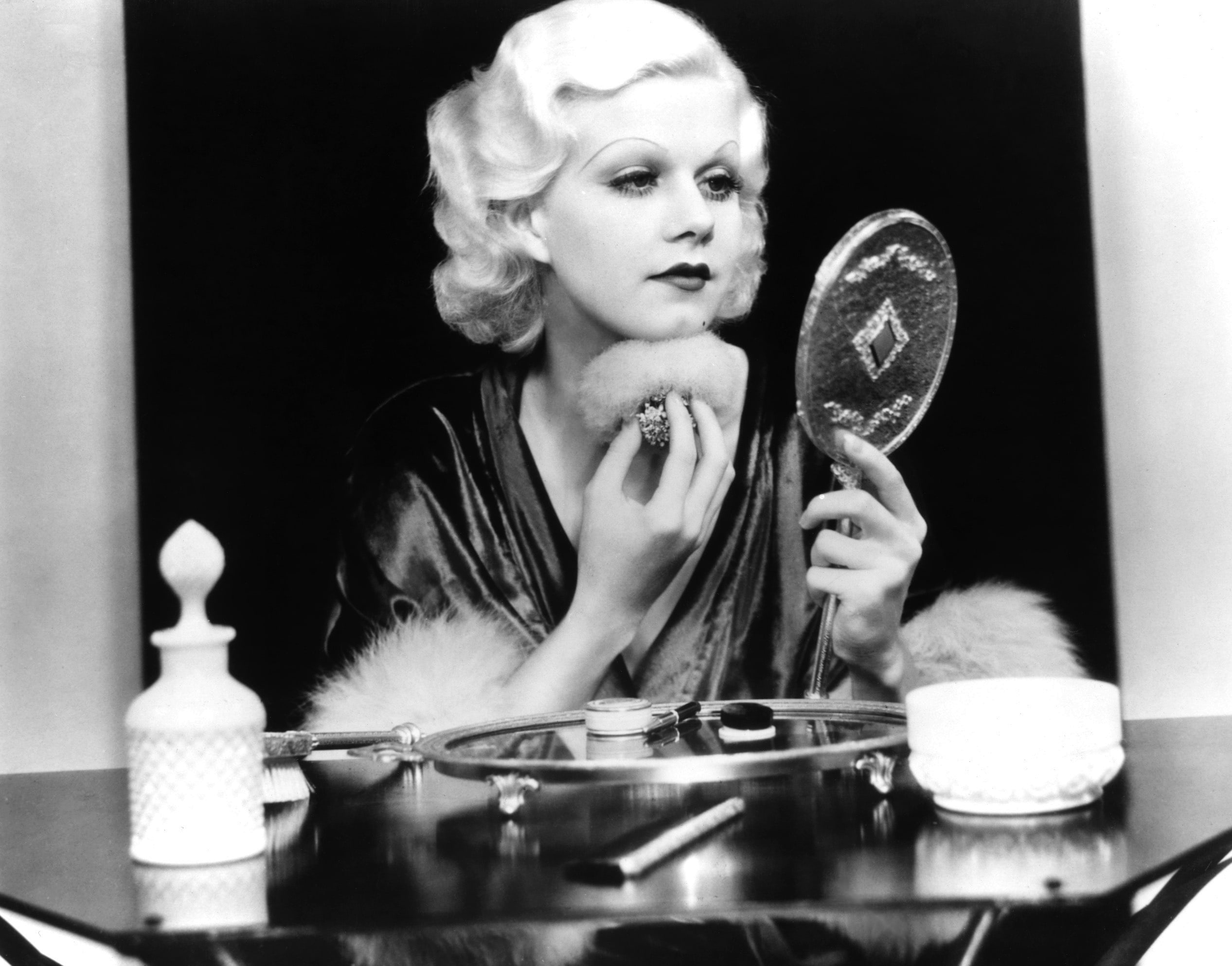 Hollywoods glamour girls jean harlow, arabic girls ve