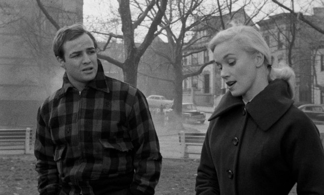 On The Waterfront Brando Marie Saint