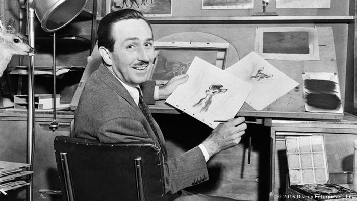 Walt Disney myth frozen