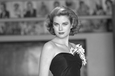 Grace Kelly exhibit