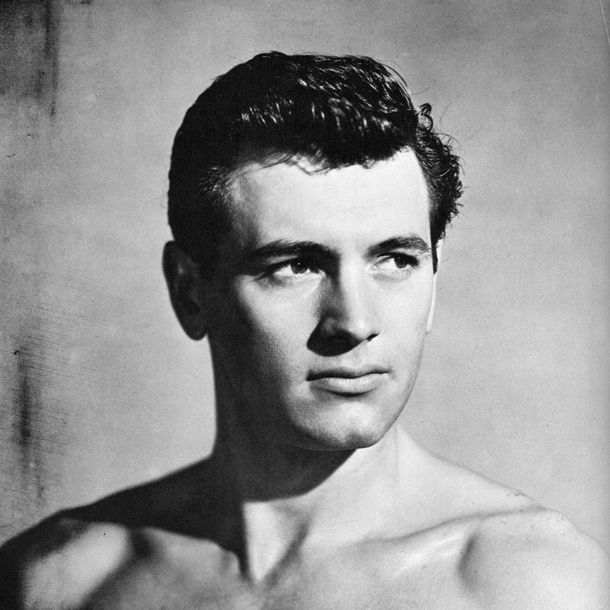 Rock Hudson young
