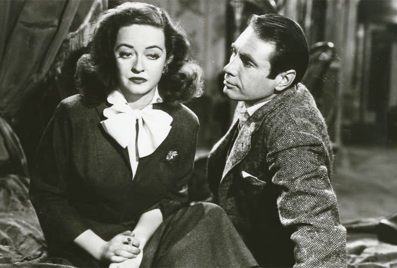 Bette Davis in All About Eve with third husband