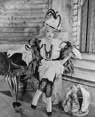 Bette Davis in Twos a Company