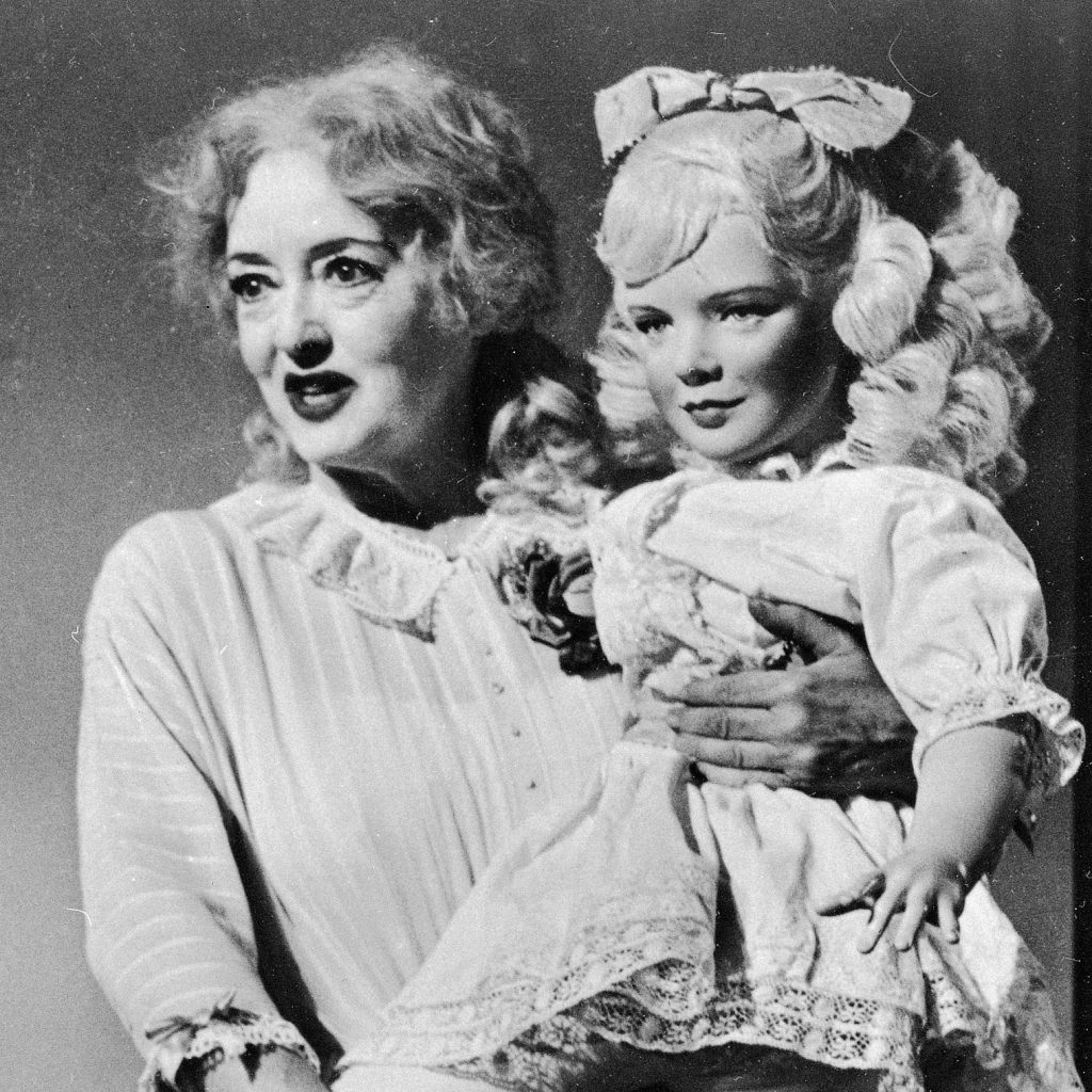 Bette Davis in Whatever Happened to Baby Jane