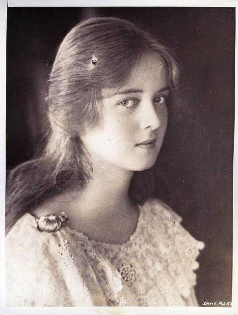 Bette Davis young
