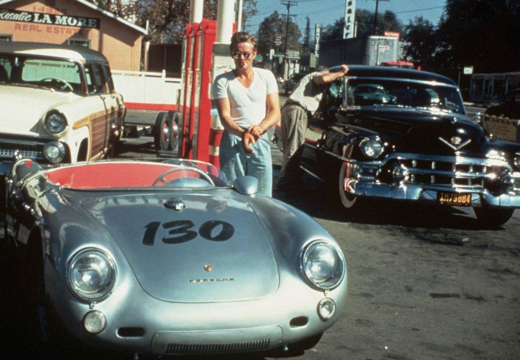 James Dean car