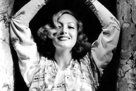 Joan Crawford facts