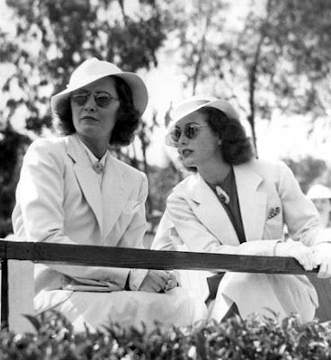 Joan Crawford Barbara Stanwyck