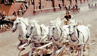 Ben Hur death