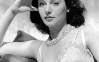 Hedy Lamarr facts