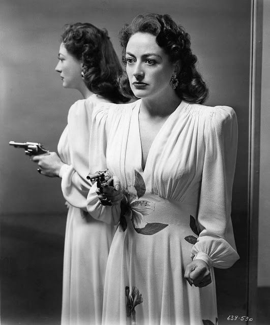 Joan in Mildred Pierce