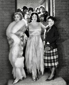 Joan in Sally Irene and Mary 1925