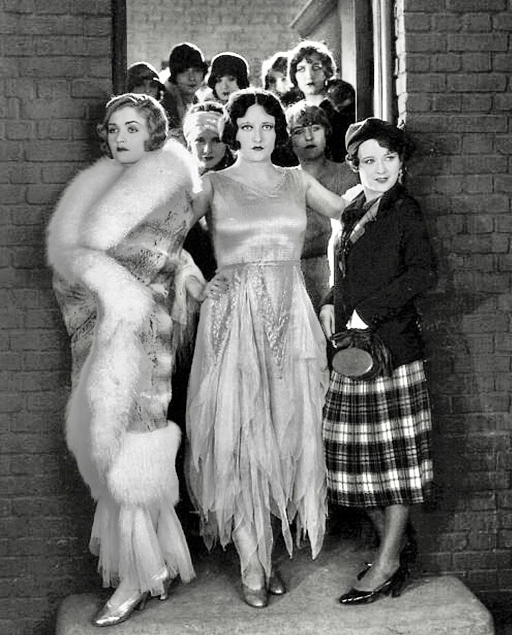 Joan in Sally Irene and Mary 1925