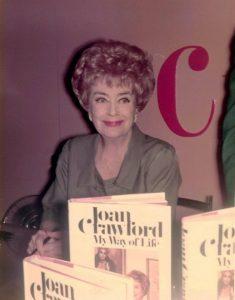 Joan promoting my way of life