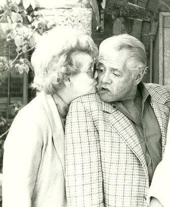 Lucille and Desi at old age