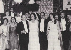 Hedy Lamarr and Fritz Mandls wedding