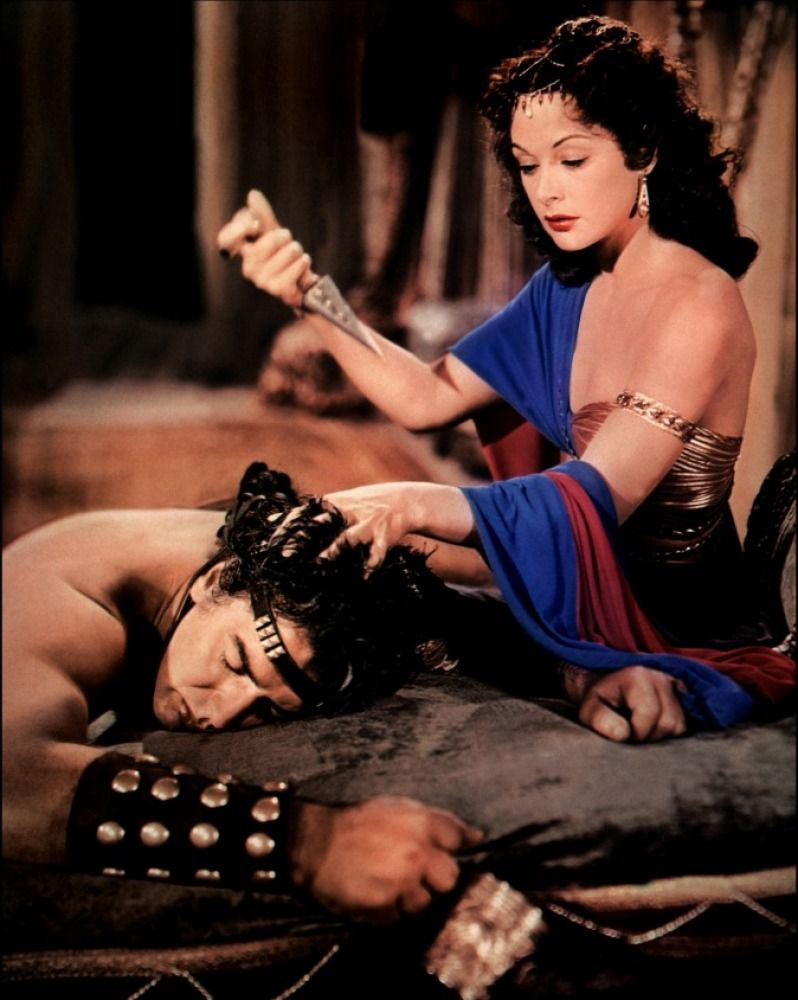 Hedy in Samson and Delilah