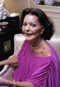 Hedy in the 80s