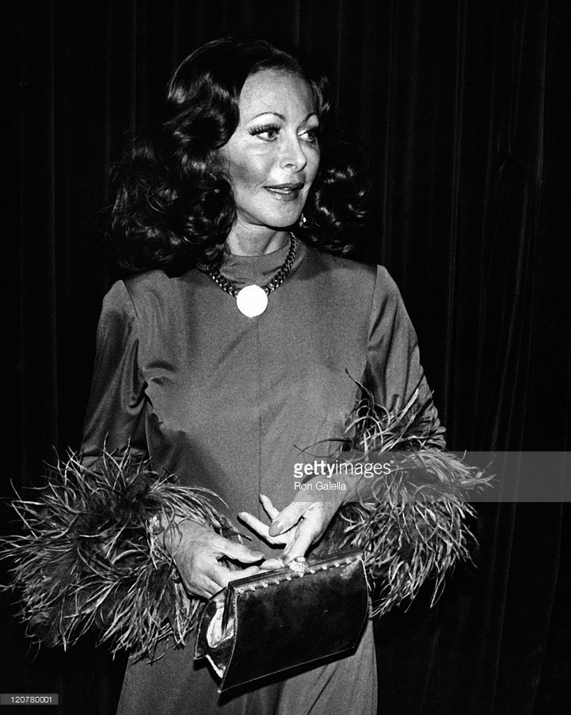 Hedy rare picture in 1974