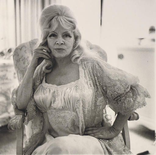 Mae West in 1968