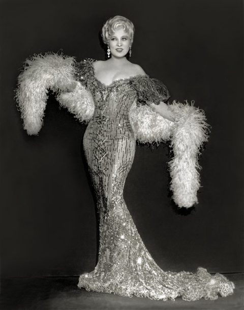 Mae West for She Done Him Wrong in 1933