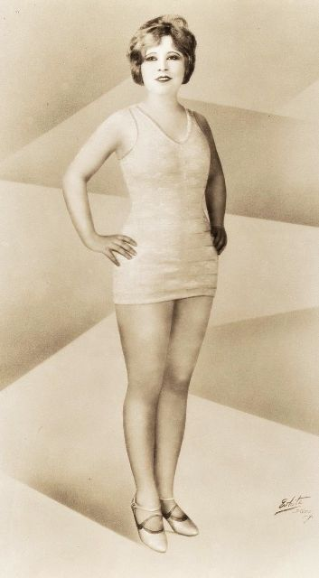 Mae West around the age of 30