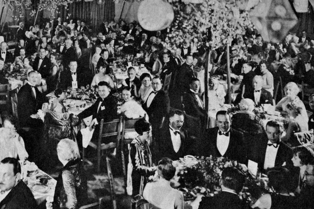 The First Oscars